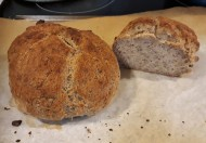 Homemade Keto Bread